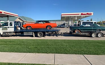 Towing services in the Quad Cities | Iowa & Illinois